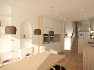Peter Morris Architects HIGHBURY HOUSE 2a