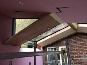 peter morris architects_TWISTED HOUSE_site interior view 1