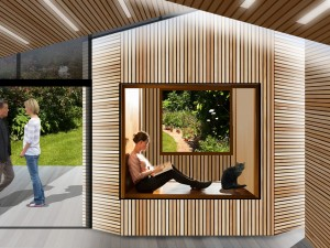 peter morris architects_TWISTED HOUSE_window seat