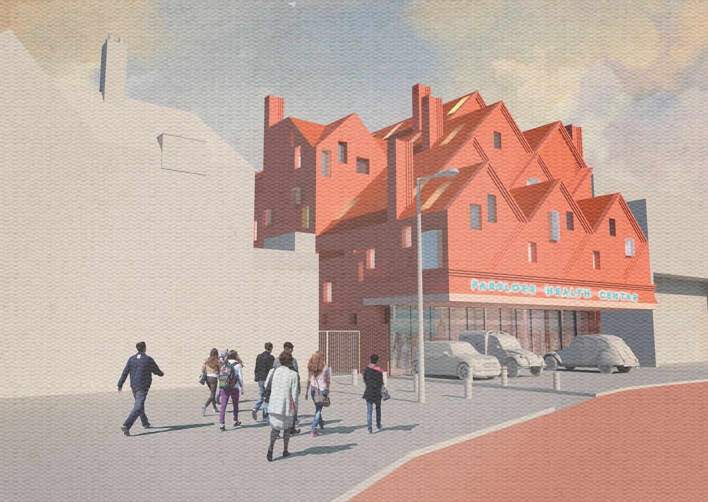SOUTH LEFT peter morris architects